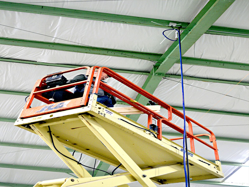MEWP - Mobile Elevating Work Platforms Training Course - Eden Safety Services