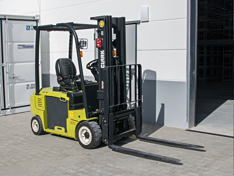 Novice or Beginner Forklift Training Course - Eden Safety Services