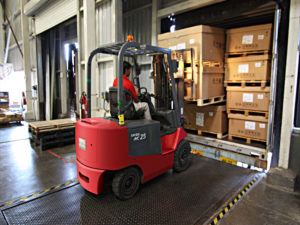 Refresher Forklift Training Course - Eden Safety Services